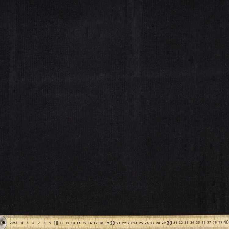 Plain 112 cm Pinwale Cord Fabric