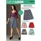 New Look 6004 Women's Skirt  4 - 16