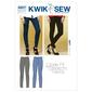 Kwik Sew K3807 Pants  X Small - X Large