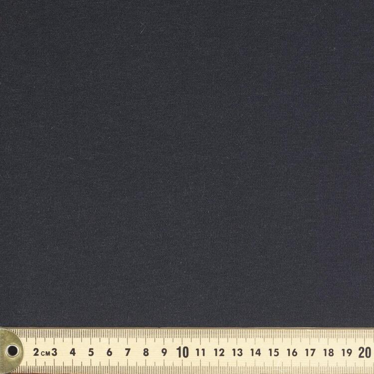 Plain 148 cm Platinum Fleece Fabric