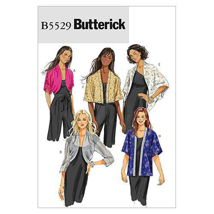 Butterick Pattern B5529 Misses' Jacket
