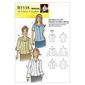 Butterick B5538 Women's Blouse