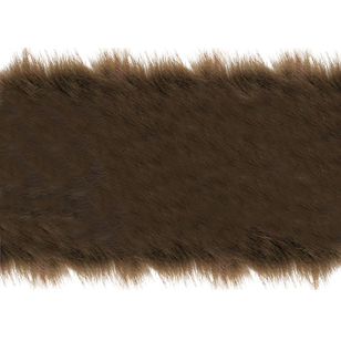 Simplicity Faux Fur Trim