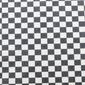 Arbee Checked Printed Felt Black & White