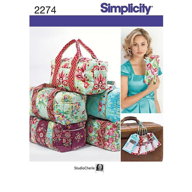 Simplicity Pattern 2274 Bag