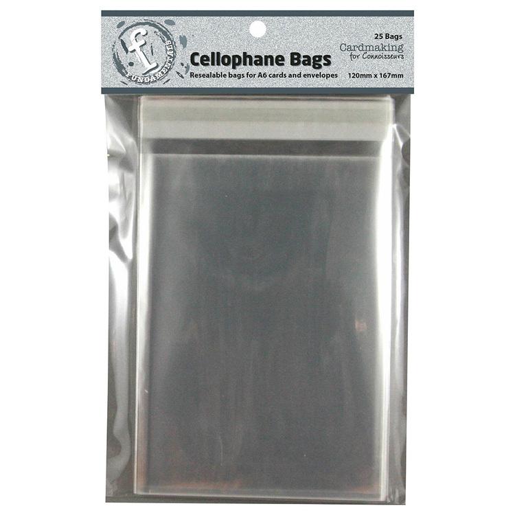 Fundamentals A6 Resealable Bags
