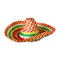 Party Creator Mexican Sombrero Hat Natural