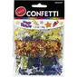 Amscan Happy Birthday Stars Confetti Triple Pack Multicoloured