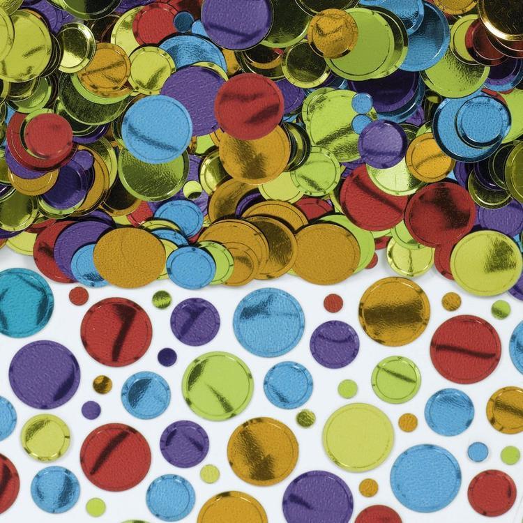 Amscan Dots Confetti
