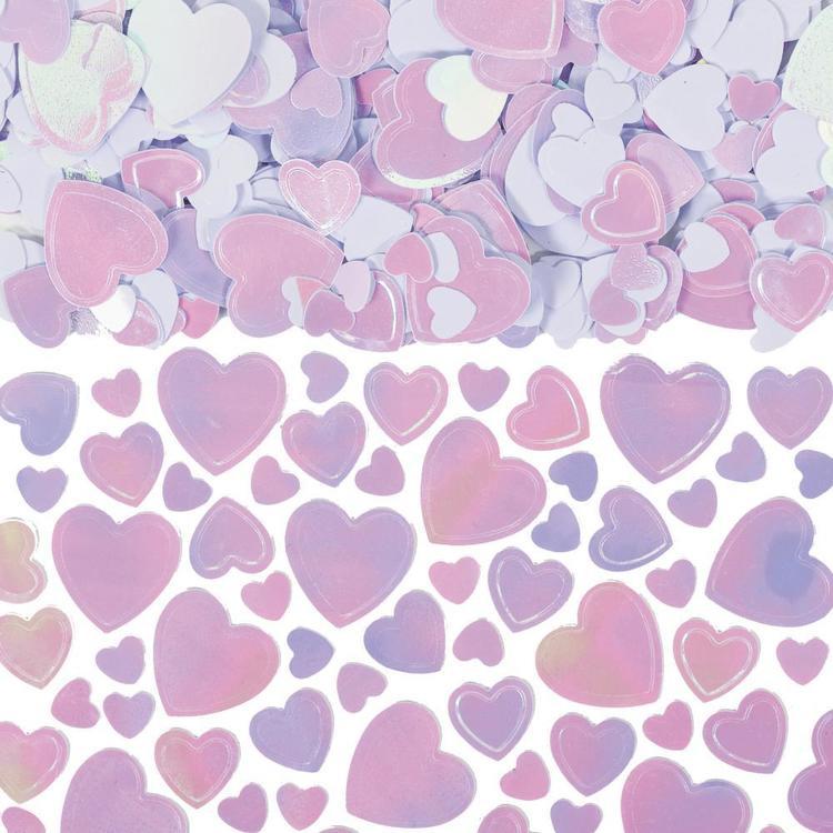 Amscan Hearts Confetti