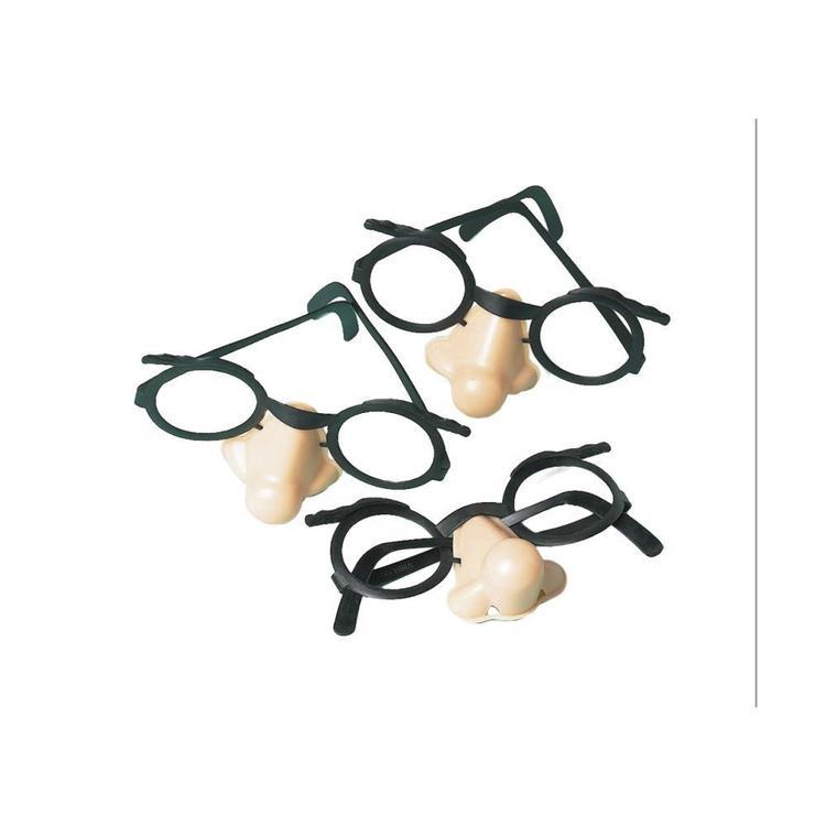 Amscan Hi Count Funny Glasses Favours