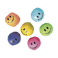 Amscan Hi Count Soft Smile Ball Favours Multicoloured