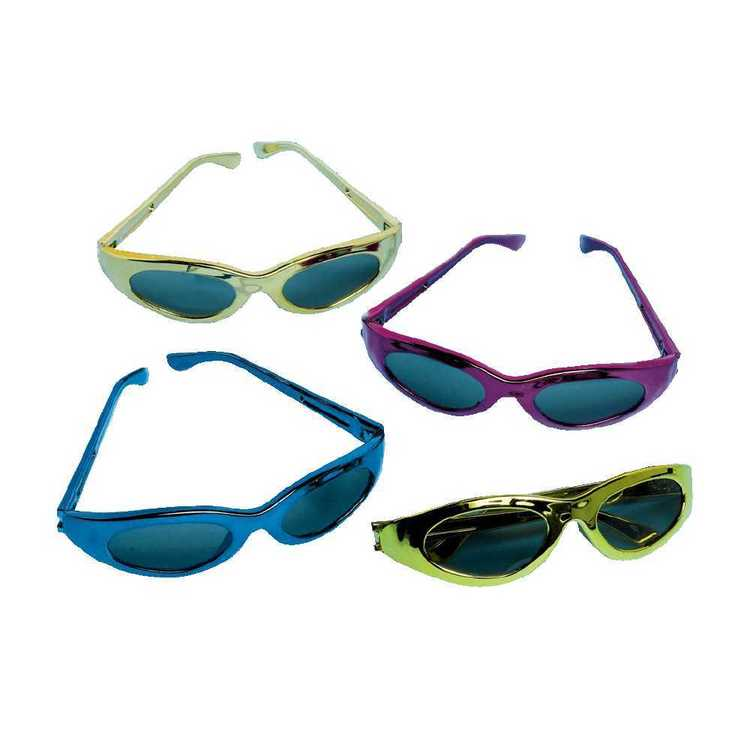 AMSCAN Sporty Sunglasses Favor 10 Pack