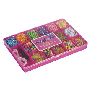 Play Beads Multicoloured Kit