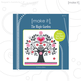 Make It The Magic Garden Cross Stitch