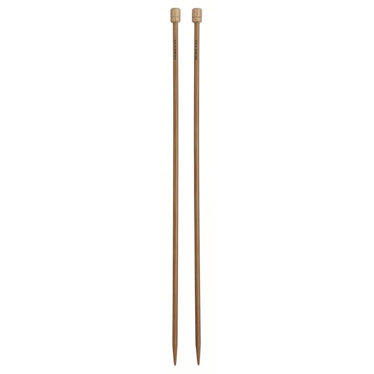 Birch 33 cm Bamboo Knitting Needle Bamboo