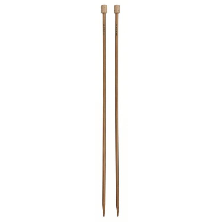 Birch 33 cm Bamboo Knitting Needle
