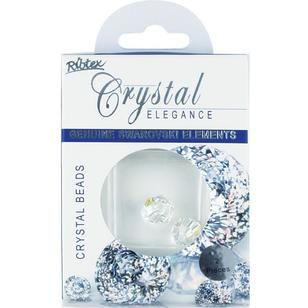 Swarovski Faceted Round Beads 2 Pack