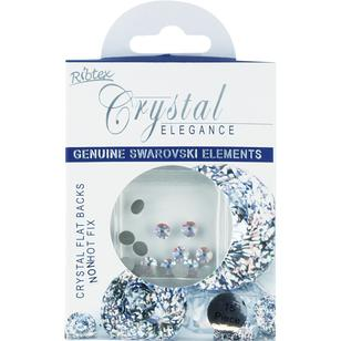 Swarovski Flat Back Beads 15 Pack