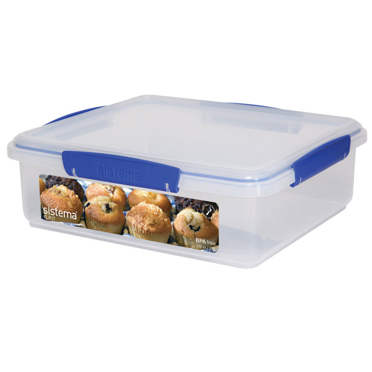 Sistema Klip It Bakery Box 3.5 L