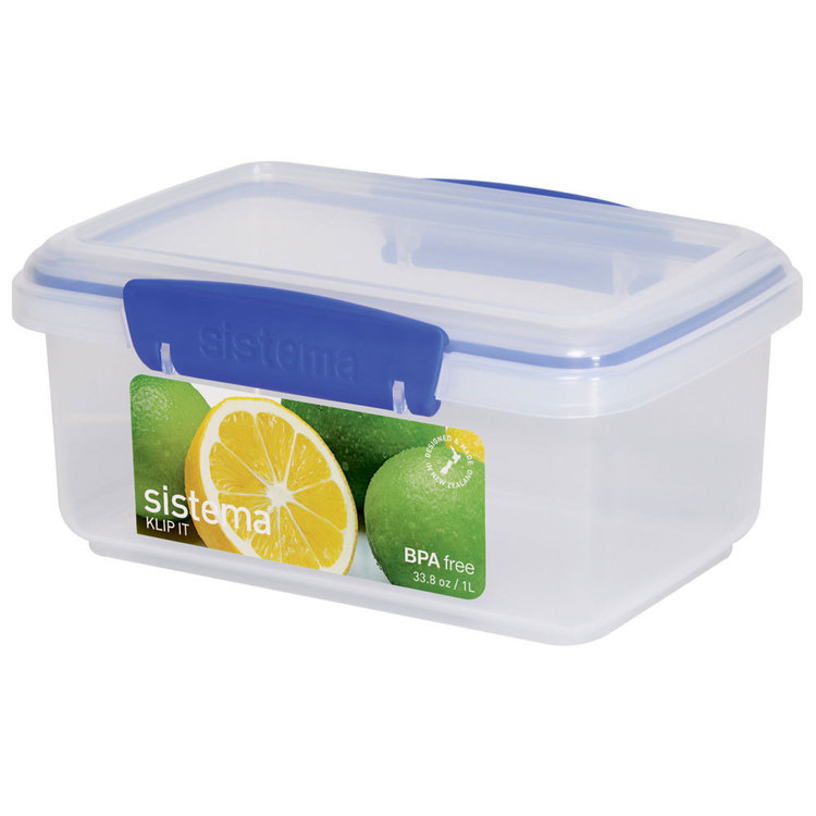 Sistema Klip It Container 1 L Clear
