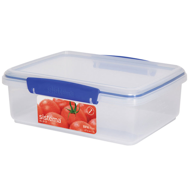 Sistema Klip It Container 2 L Clear