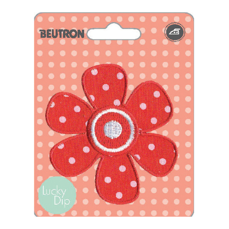 Beutron Spotted Flower Motif