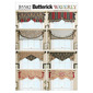 Butterick B5582 Reversible Window Valance  One Size