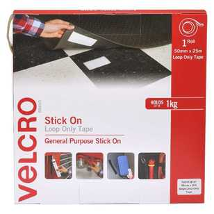 VELCRO® Brand Loop Stick On