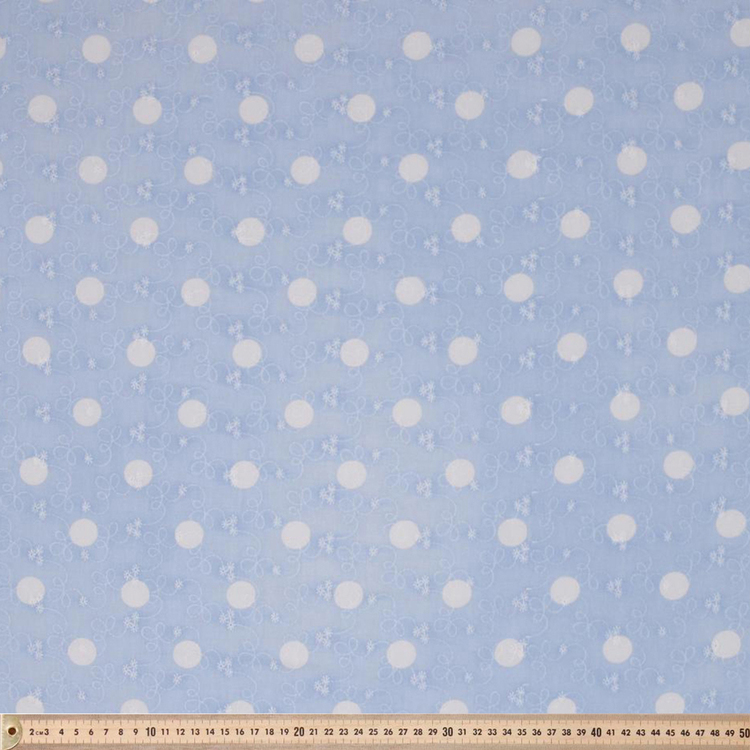 Honeyfields Spots Printed 112 cm Fabric