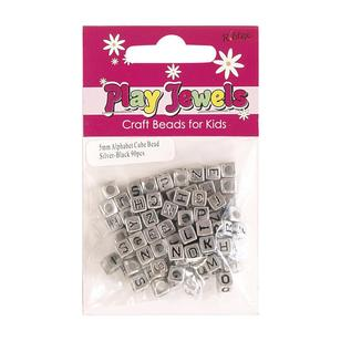 Ribtex Play Jewels Alphabet Cube Beads