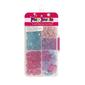 Ribtex Play Jewels Beads Kit With Thread & Butterfly