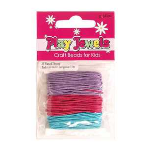Ribtex Play Jewels Waxed Thread