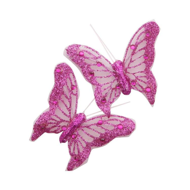 Critters Small Gauze Butterfly