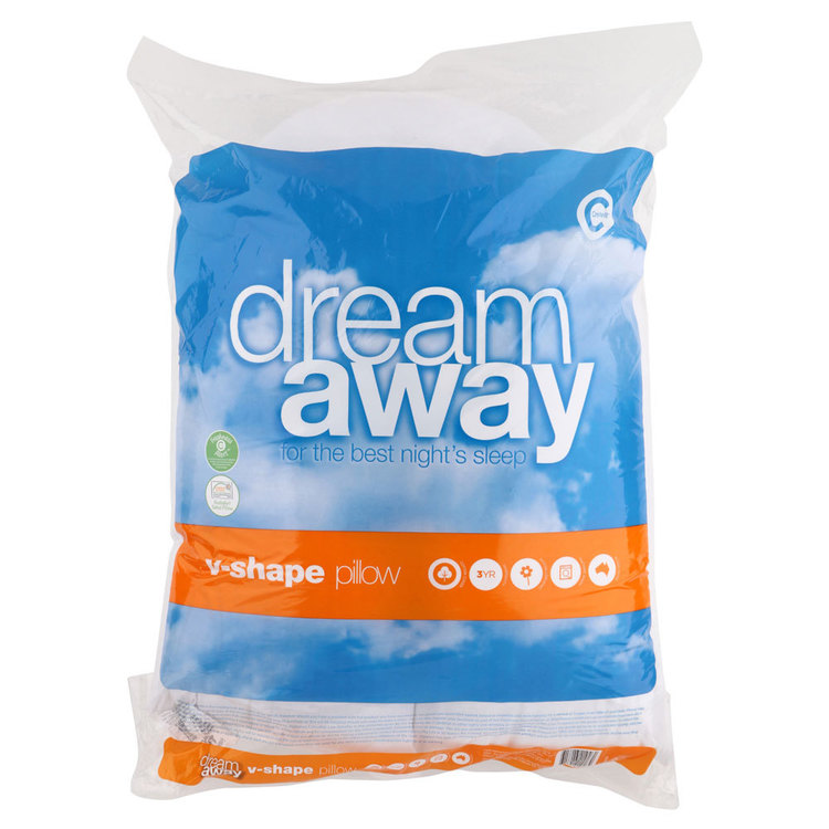Dream Away V Shaped Pillow
