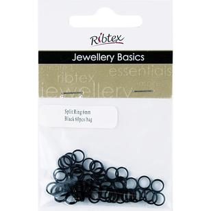 Ribtex Jewellery Basics Split Rings