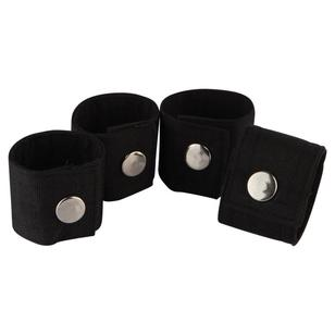 Hyde Park Casual Living Napkin Rings 4 Set