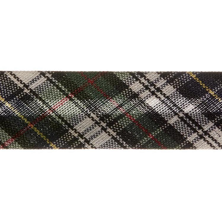 Birch Tartan Bias Binding