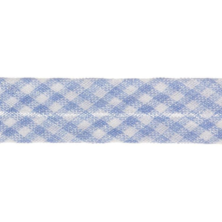 Birch Gingham Bias Binding