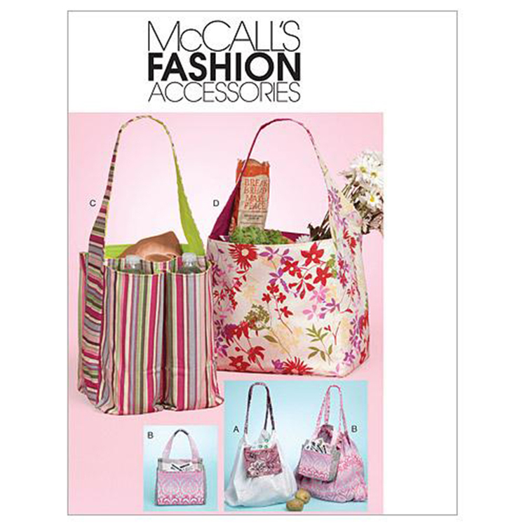 McCall's Pattern M6297 Totes