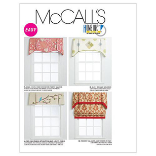 McCall'sM6299 Window Treatments