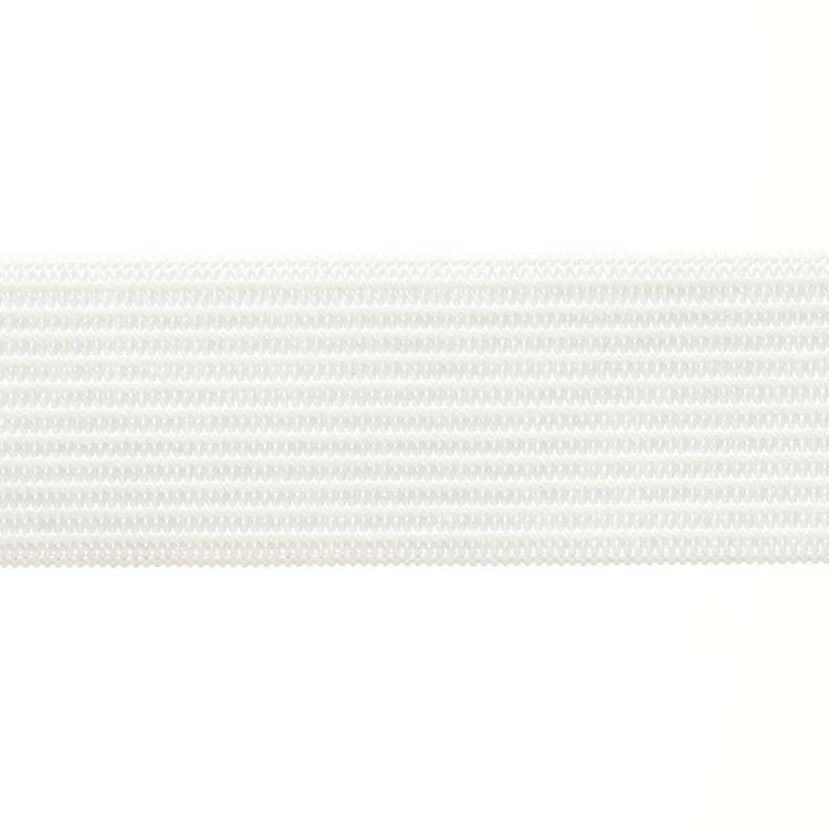 Birch Knitted Elastic White