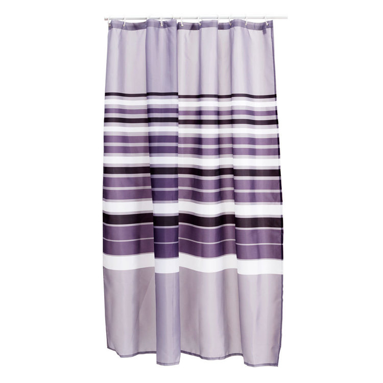 Bath By Ladelle Spectrum Shower Curtain
