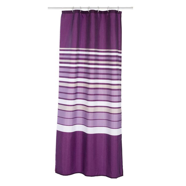 Bath By Ladelle Spectrum Shower Curtain
