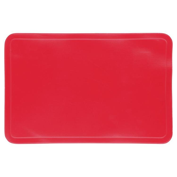 Rectangle PVC Plain Placemat