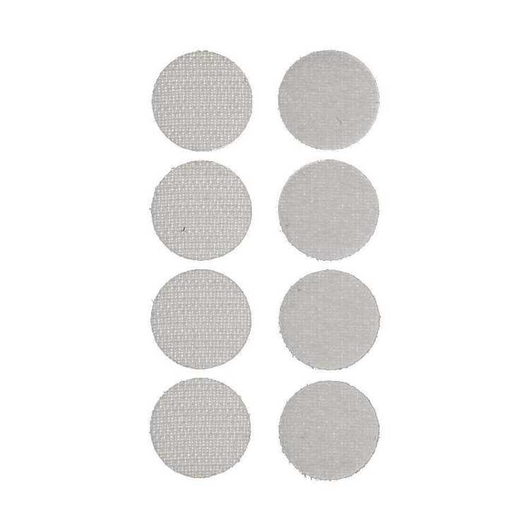 Birch 22mm Sticky Back Handy Dots 15 Pack
