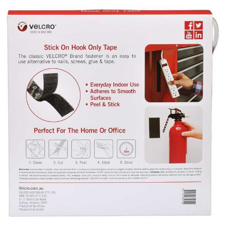 VELCRO® Brand Hook Stick On
