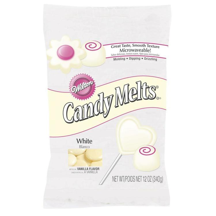 Wilton Candy Melts White 340 G