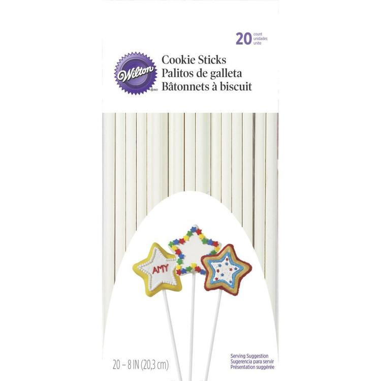 "Wilton 8"" Cookie Sticks"