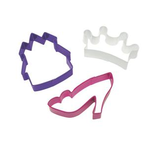 Wilton Princess Cookie Cutter Set